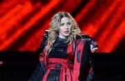 Madonna (Bild: Bang Showbiz Entertainment)