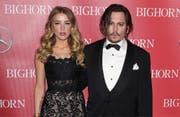 Amber Heard hat ein Beweis-Video für Johnny Depps Misshandlungen vorgelegt. (Bild: bang)