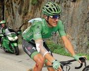 Muss die Tour de France frühzeitig beenden: der Deutsche Marcel Kittel. (Bild: Chris Graythen/Getty (19. Juli 2017))