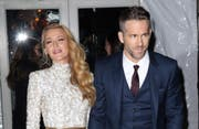 Blake Lively hat ihrem Mann Ryan Reynolds eine Party zum 40. Geburtstag organisiert. (Bild: bang)