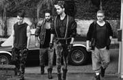 Tokio Hotel. (Bild: Bang Showbiz)