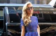 Paris Hilton hat keine Zeit für einen Freund. (Bild: Bang)