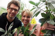 Das Moderatorenduo Daniel Hartwich und Sonja Zietlow.