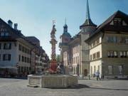 Die Zofinger Altstadt ist ein Bijou. (Bild: Beda Hanimann)