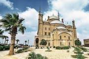 Die Mohamed-Ali-Moschee in Kairo, restauriert von ETH-Ingenieuren. (Bild: Getty)