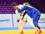 Evelyne Tschopp (links in weiss) will eine zweite EM-Medaille gewinnen (Bild: KEYSTONE/PAP/BARTLOMIEJ ZBOROWSKI)