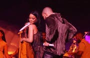 Drake hat nie aufgehört, Rihanna zu lieben. (Bild: bang)