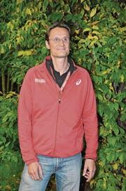 Gab sein Debüt als Präsident des Marathon-Organisationskomitees: Jost Huwyler.