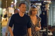 Ist die Liebe von Taylor Swift und Tom Hiddleston schon wieder erloschen? (Bild: bang)