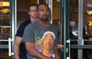 Kanye West (Bild: Bang Showbiz Entertainment)