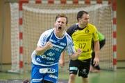 Schoss mit 7 Treffer am meisten Tors: Thomas Hofstetter vom HC Kriens-Luzern. (Bild: Michel Canonica)