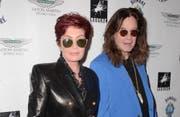 Ozzy Osbourne bleiben drei Wochen, um seine Ehe zu retten. (Bild: bang)