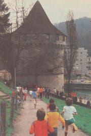 Impressionen aus dem Jahr 1978. (Bild: Archiv Luzerner Zeitung (Luzern, 8. April 1978))