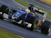 Autos aus Hinwil werden auch in Zukunft in der Formel 1 unterwegs sein. (Bild: EPA / Geoff Caddick)