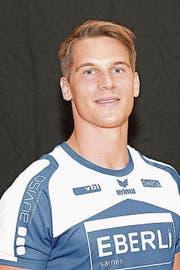 Peter Schramm, HCK-Linksaufbauer. (Bild: PD)
