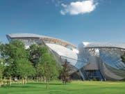 Das Louis-Vuitton-Museum ist ein architektonisches Juwel. (Bild: Gerhard Bläske)
