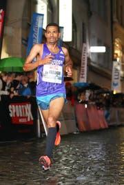 Tadesse Abraham wird auch dieses Jahr wieder am Luzerner Stadtlauf teilnehmen. (Bild Philipp Schmidli)