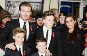 David Beckham (Bild: Bang Showbiz)