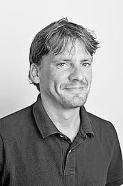 Cyril Aregger, Ressortleiter Sport