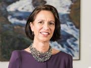 Wird neue Uno-Sondergesandte für Myanmar: Die Schweizer Botschafterin in Berlin, Christiane Schraner Burgener. (Bild: Keystone/CHRISTIAN BEUTLER)