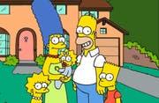 Homer, der Vater der gelbgesichtigen Familie, erlebt ein Stimmwunder. (Bild: Bang Showbiz)