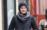 Shailene Woodley äußert sich zu ihrer Festnahme. (Bild: people)