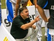 Basketball-Trainer Milenko Tomic. (Bild: LZ)