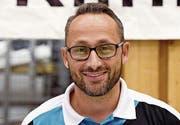 Nick Christen, Trainer des HC Kriens-Luzern (Bild: Nadia Schärli)