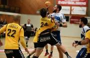 Impression vom Spiel am Donnerstag in Altdorf. (Bild: pd/Benedikt Anderes)