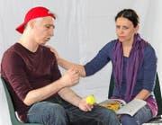 Die Kinder lernen von den Schauspielern, dass es wichtig ist, schlechte Gefühle und Erlebnisse den Eltern mitzuteilen. (Bild: PD)