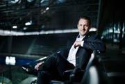 Reto Kläy, Sportchef EV Zug. (Bild: Stefan Kaiser)