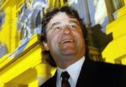 Ernst Wyrsch, Direktor des Hotels Steigenberger-Belvédère in Davos. (Bild Marcel Giger/pd)