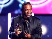 Ein Highlight am Zürich Openair 2018: US-Rapper und frischgebackener Pulitzer-Preisträger Kendrick Lamar. (Bild: Keystone/AP Invision/MATT SAYLES)