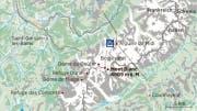 Quelle: Bundesamt für Landestopografie, Karte oas (Bild: Quelle: Bundesamt für Landestopografie)