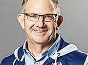 Josef Wicki aus Ebikon, Präsident von Volley Luzern. Bild: PD (Bild: PD)