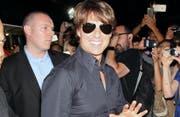 Tom Cruise in New York. (Bild: bangshowbiz / (Splash News))