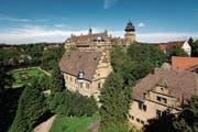Schloss Neuenstein, wo der Hohenloher Kultursommer 2017 mit viel adeliger Präsenz eröffnet wurde. (Bild: PD)