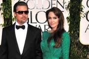 Zum Wohle ihrer Kinder: Brad Pitt und Angelina Jolie wollen eine Insel kaufen. (Bild: Bang Showbiz Entertainment)