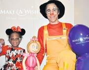 Mary-Jane träumte von einer Party mit einem Clown. (Bild: pd)