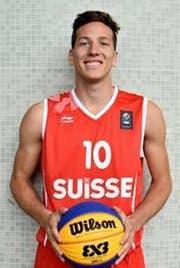 Marco Lehmann geht kommende Saison für Swiss Central Basket auf Korbjagd. (Bild: PD)