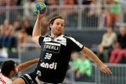 Bleibt beim HC Kriens-Luzern: Tom Hofstetter. (Bild: Philipp Schmidli)