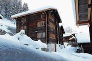 Das Geburtshaus des Hotelpioniers, der als Bauernsohn aufwuchs. (Bild: Lioba Schneemann)