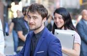 Daniel Radcliffe schließt ein 'Harry Potter'-Comeback nicht aus. (Bild: bang)
