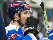 Tobias Geisser zieht es in die NHL zu den Washington Capitals (Bild: KEYSTONE/ALEXANDRA WEY)