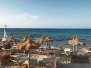 Nirgends ist die Adria so blau wie an den Stränden Apuliens. (Bild: Vanessa Bay)
