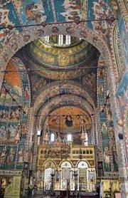 Prachtvoll: die Kathedrale Peter und Paul in Konstanza. (Bild: Karte oas)