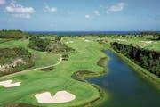 Einer der teuersten Golfplätze der Welt: der «Green Monkey». (Bild: Anna Karolina Stock)