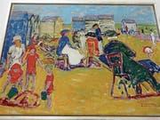 Das Kunstmuseum zeigt Werke der Gründergeneration der Künstlerkolonie. (Bild: Angela Allemann)