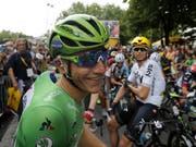 Marcel Kittel hat derzeit an der Tour de France gut lachen (Bild: Guillaume Horcajuelo)