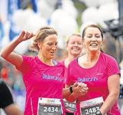 Getrennt laufen – gemeinsam ins Ziel: Der Duo-Marathon macht es möglich. (Symbolbild)
